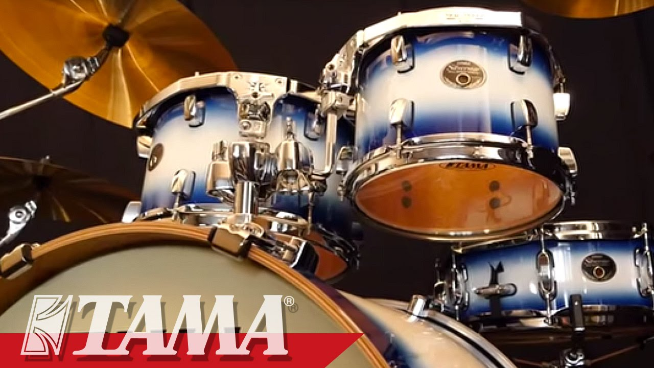 TAMA Silverstar Drum Kit    YouTube