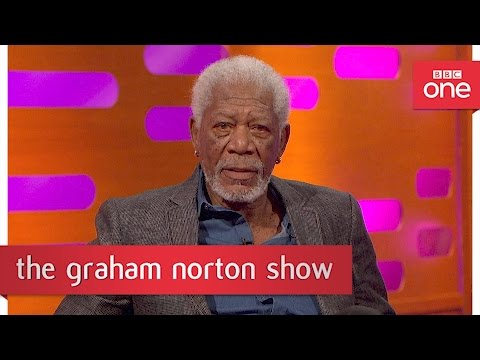 Morgan Freeman's Shawshank style voiceover - The Graham Norton Show 2017: Preview - BBC One
