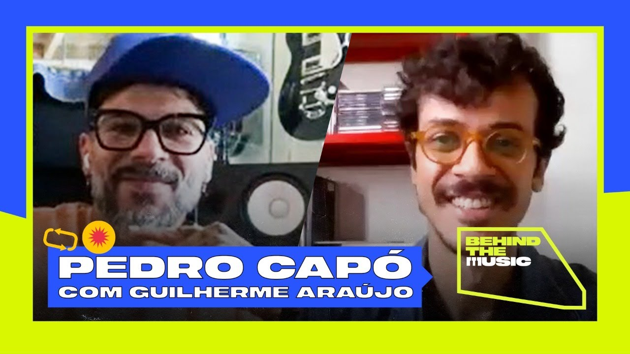 """Pedro Capó no Por Trás Da Música """"Tu Fanático (remix)""""  Nicki Nicole e De La Ghetto"""