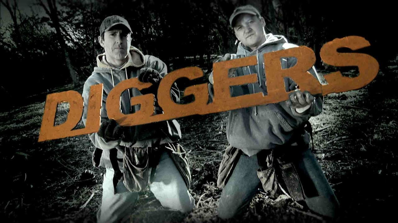 What happened to diggers tv show