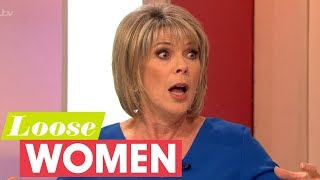 How Does Ruth Feel About Being at the Bottom of the Strictly Table?   Loose Women