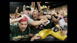 Bang the Drum All Day (By Todd Rundgren) - GO PACK GO!