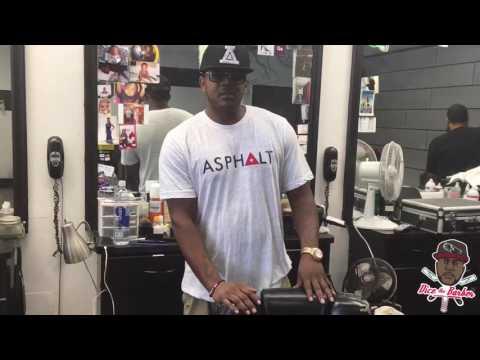 Kanye West, Dicethebarber, Barbershop