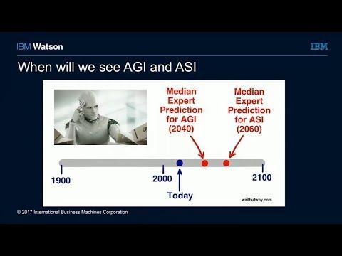 The Future of Watson, AI, and Machine Learning - Armen Pischdotchian