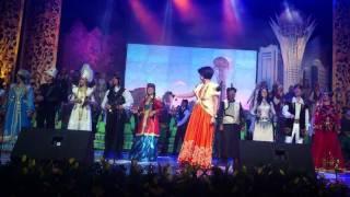Astana türk kültür başkenti son şarkı
