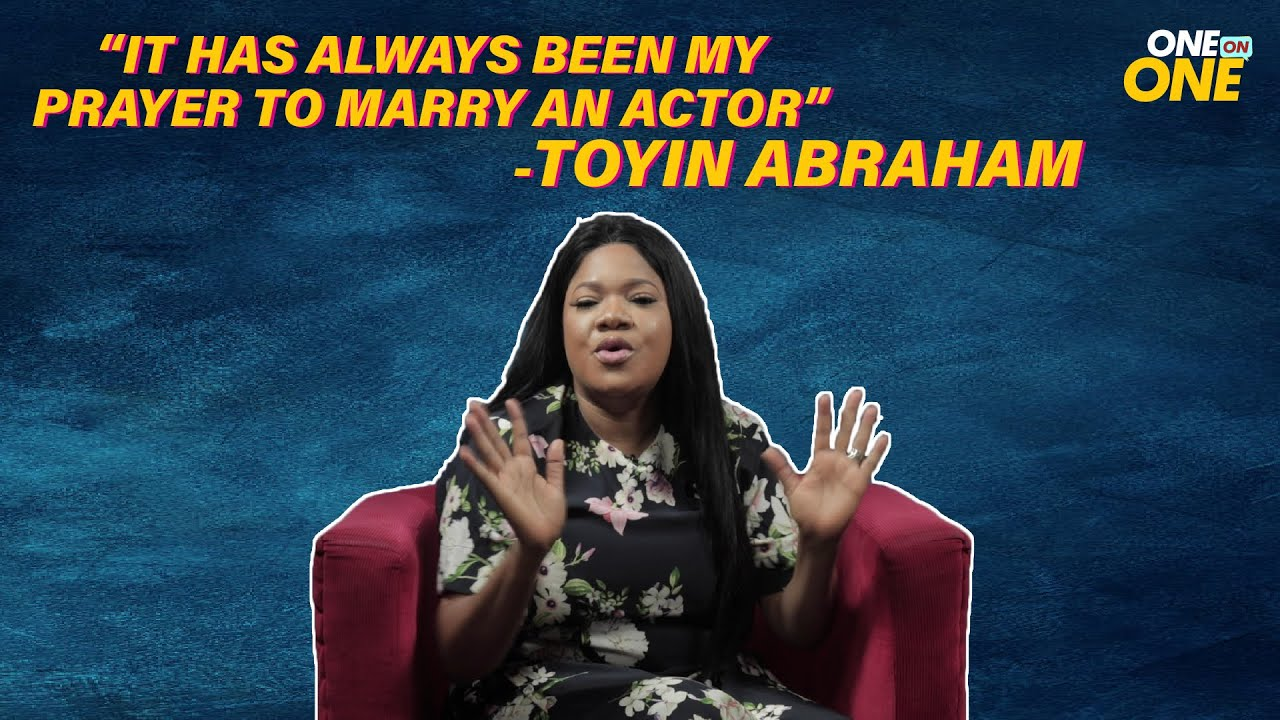 """Download """"It has always been my prayer to marry an actor''- Toyin Abraham    PulseTV One on One"""