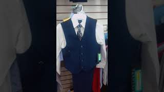 Wholesale Boys Suits And Vests Presented By Closeoutexplosion.com