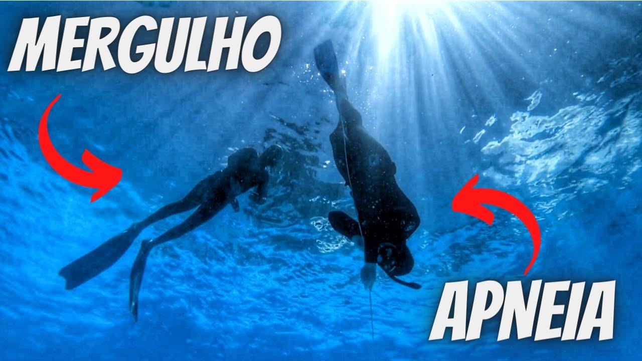 O melhor MERGULHO em APNEIA TREINAMENTO de APNEIA  Freediving Nível 1 Fronteira Sub.