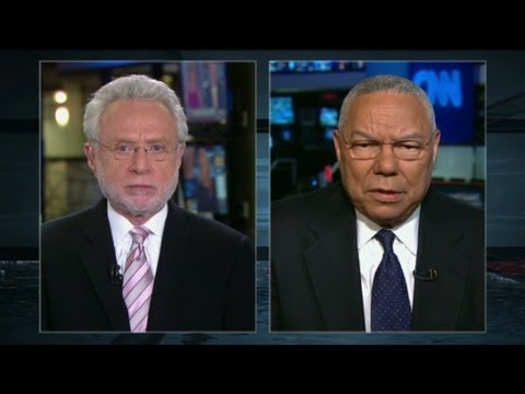 """Colin Powell: """"No Problem"""" with Gay Marriage"""