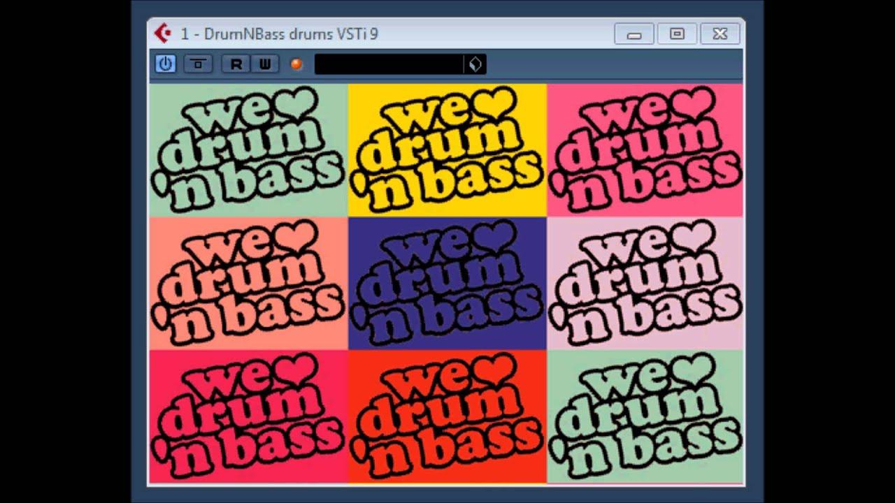 drumnbass drums vsti 9 by drum n bass drums 20 free vsti plugins