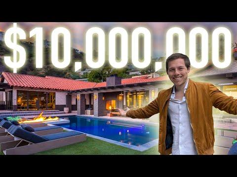 Inside a $10,000,000 Custom Hollywood Home with UNDERGROUND TV