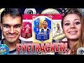FIFA 19 : EYE TRACKER FUT DRAFT CHALLENGE VS AKKCESS !! 😂😂😂