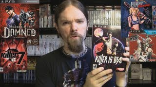 Killer is Dead Limited Edition Unboxing