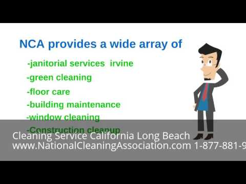 Cleaning Service California Long Beach