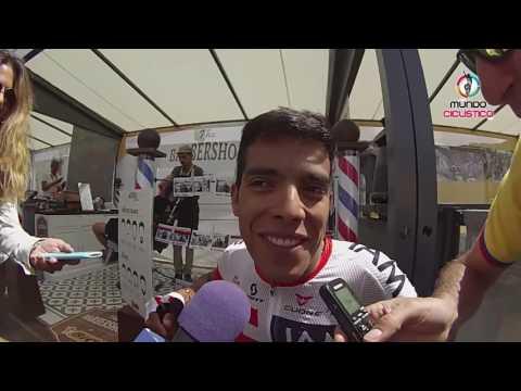 Revista Mundo Ciclistico: Jarlinson pantano balance de un TOur de Francia de ensueño.