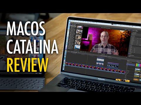 macOS Catalina Review