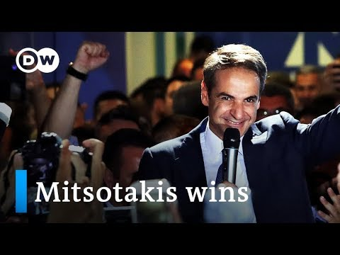 Greece: Mitsotakis ousts Tsipras in snap election | DW News