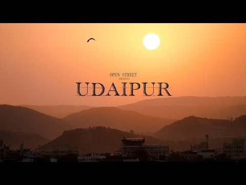 Lakes of UDAIPUR I A travel documentary IOpen street
