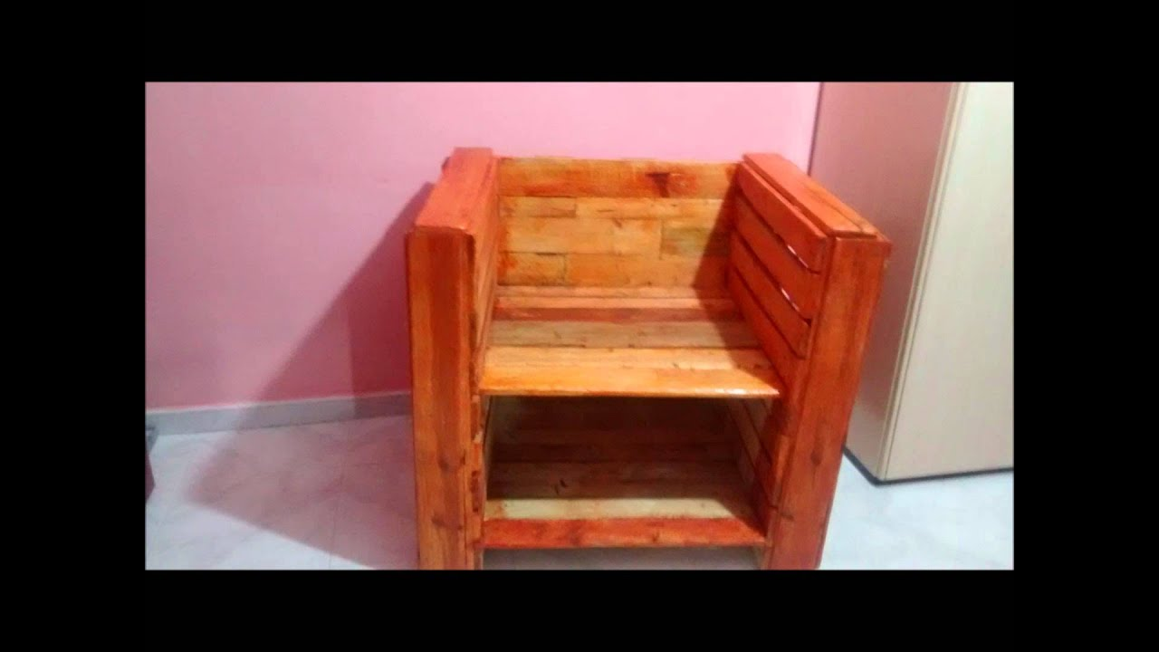 Pallet Chair Tutorial