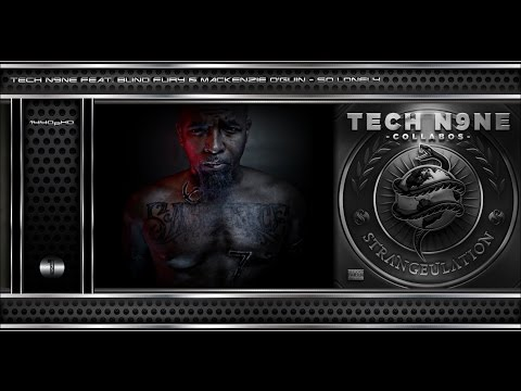 Tech N9ne - So Lonely (Feat. Blind Fury & Mackenzie O'Guin) [Original Track HQ-1440pᴴᴰ] + Lyrics