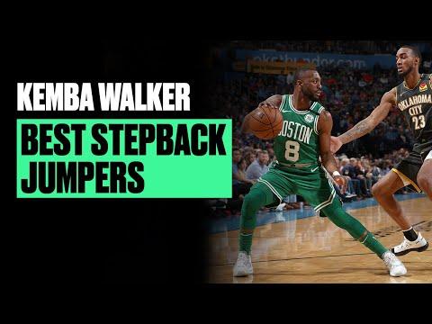 Best Kemba Walker Stepback Jumpers