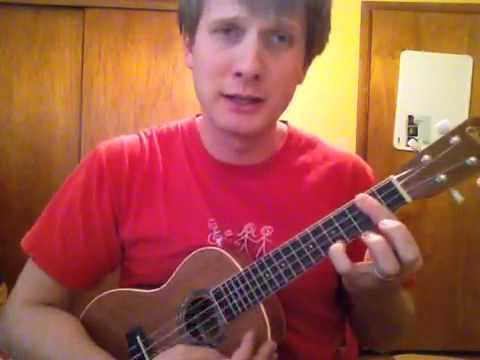 Learn to play D and E on ukulele