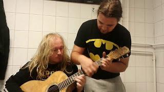 Gambar cover Back-Szijártó duo