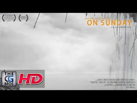 "A Sci-Fi Short Film HD: ""ON SUNDAY""  - by David Lea"