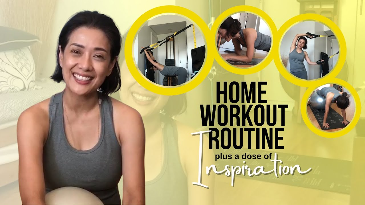 Download Home Workout Routine Plus A Dose of Inspiration | SIDE B