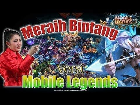Meraih Bintang Versi | Mobile Legends | By @andhika_Render
