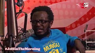 Top Comedian Proff Hammo in studio Part 1