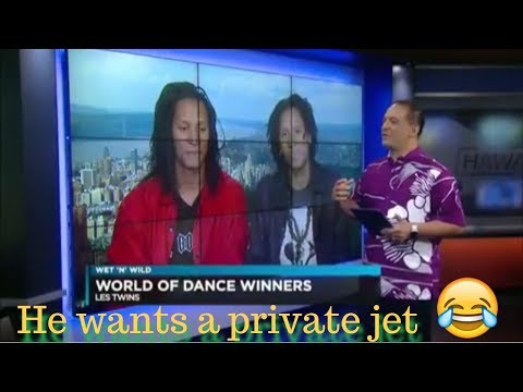 Les Twins Interview on Hawaii News Now
