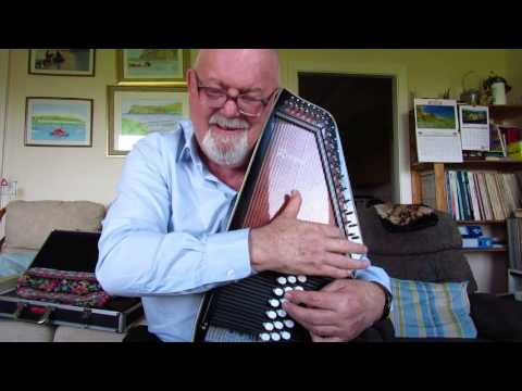 Autoharp: Little Brown Jug (Including lyrics and chords)