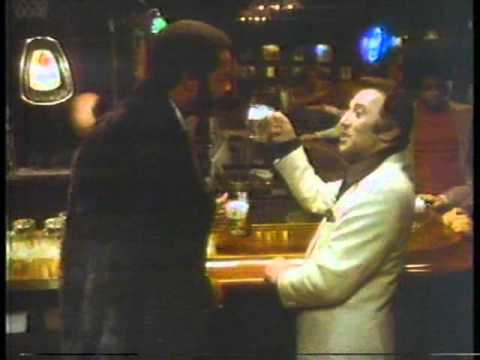 Natural Light Beer with Walt Frazier & Norm Crosby 1980 TV commercial
