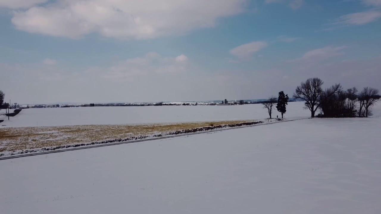 Drone Footage: 2/20/2021 Strasburg Railroad