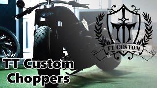 Gambar cover TT CUSTOM CHOPPERS
