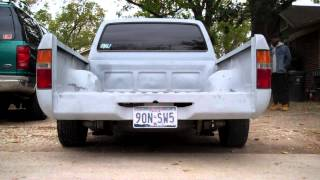 1992 toyota pickup turbo for sale 4000 sold