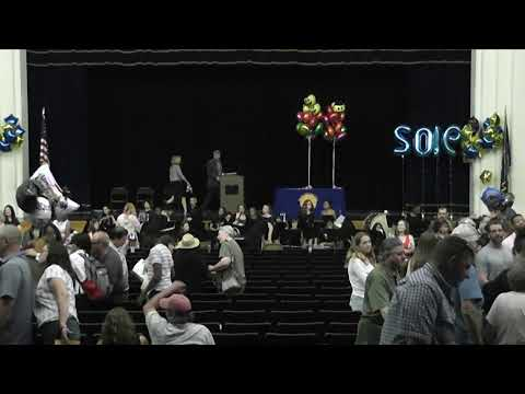 Ellenville Middle School Moving Up Ceremony