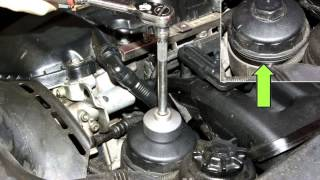 bmw z3 oil change