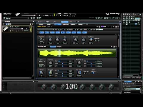 Granular Synthesis Part 2 - Grain Position and Speed