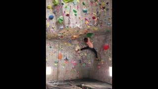 V9 Red Rock climbing center