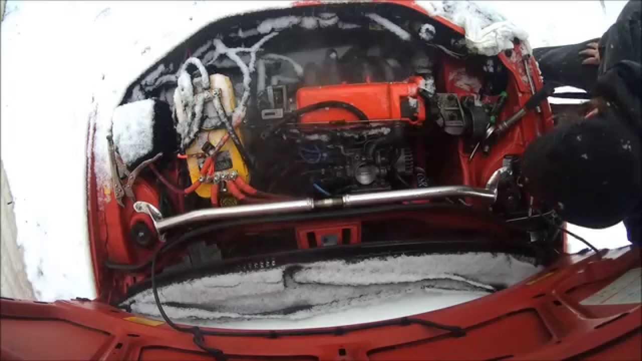 Fiat 500 alternator replacement
