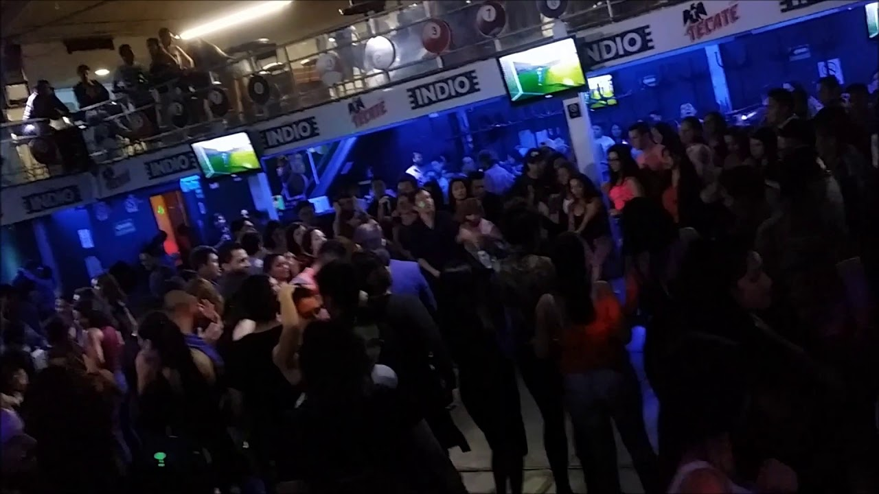 Dance Room En Terraza Madero