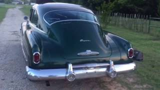 1951 Buick Special Fastback