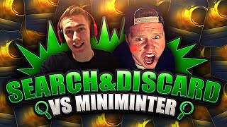 INSANE FIFA 15 SEARCH & DISCARD VS SIMON!