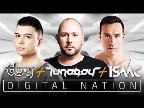 Technoboy, Tuneboy & Isaac - Digital Nation (Official Preview)