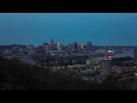 Cincinnati Time Lapse