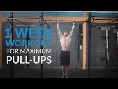 Workout Routine for Maximizing Your Pull-up Reps! Calisthenics Tutorial Calisthenics Videos