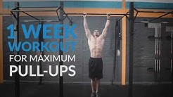 Workout Routine for Maximizing Your Pull-up Reps! Calisthenics Tutorial by BarStarzzBTX.com