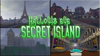 ROBLOX │Hallow's Eve - Secret Island